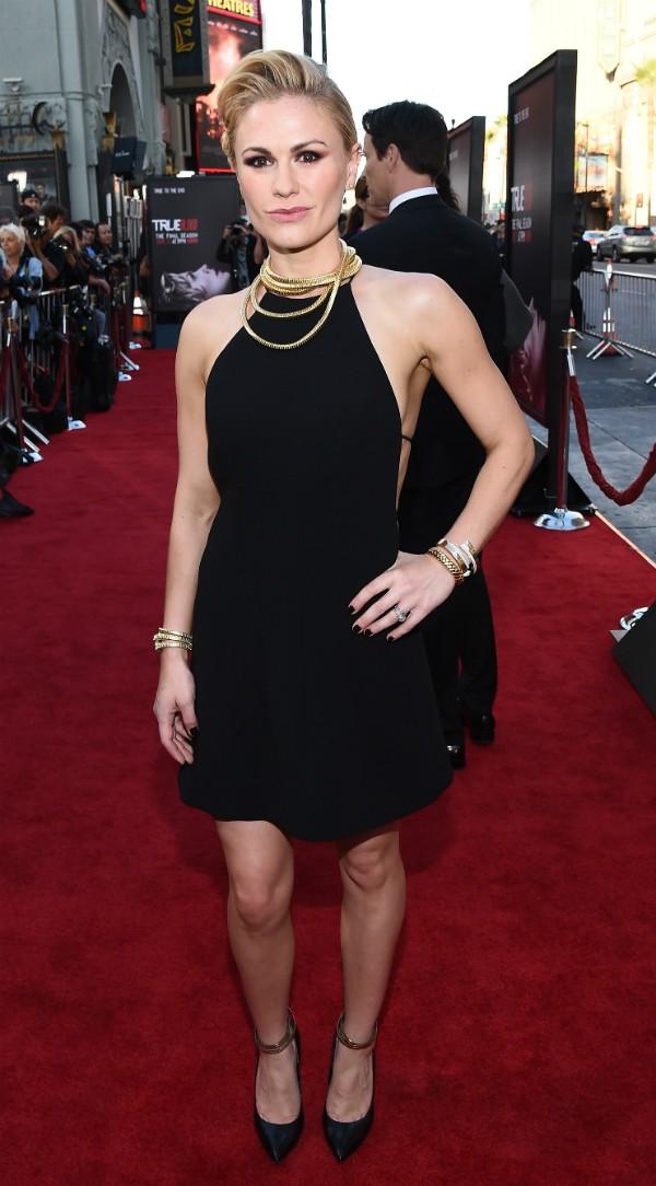 Anna Paquin é mãe, casada e bissexual (Foto: Getty Images)
