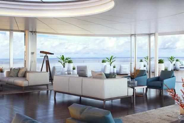 Iate do Ritz-Carlton (Foto: Divulgação)
