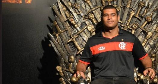 rei do game... (GloboEsporte.com)