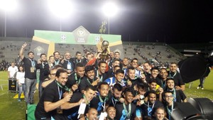 Gama x Paysandu - final Copa Verde Campeão (Foto: Fernando Torres/Ascom Paysandu)