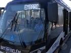 Viagem experimental em ônibus do BRT é realizada nesta sexta, em Belém