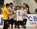 Em jogo de 2 viradas, Corinthians bate Umuarama na abertura da 2ª fase
