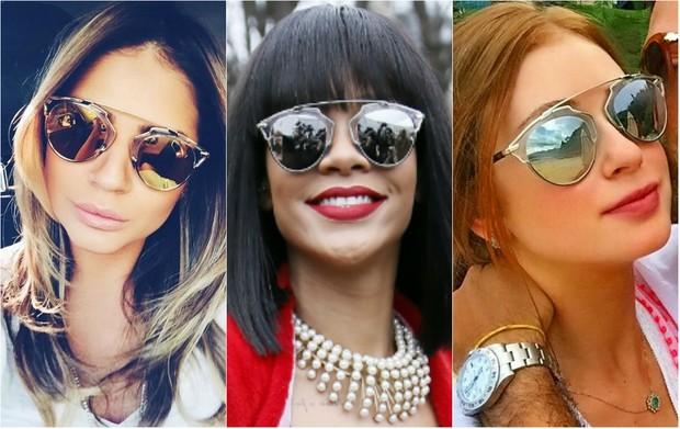 EGO -  Torra-torra das ricas   famosas usam óculos de sol de quase R ... b4b1ab82f763