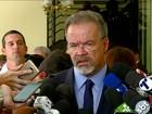 Ministro diz que 'não há possibilidade' de anistia para PMs parados no ES