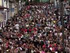 Prédios centenários dão brilho e charme ao Carnaval em Minas Gerais