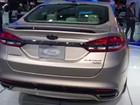 Ford Fusion ganha retoques e novo motor V6 de 329 cavalos