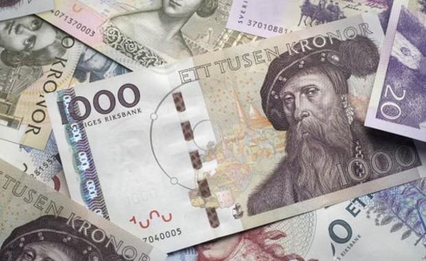Dinheiro pode sair de circulação na Suécia até 2030 (Foto: Sveriges Rksbank)