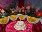 Veja como foi a festa de 2 anos da filha da cantora Perlla