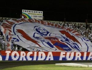 Torcida Paraná Clube (Foto: Divulgação/ Paraná Clube)