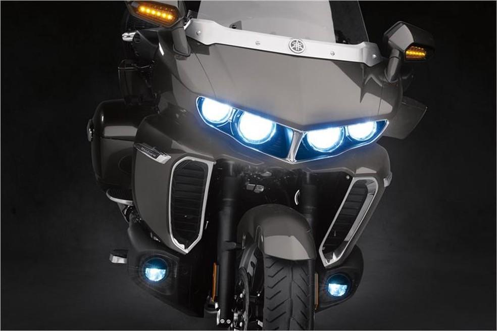 Yamaha Star Venture (Foto: Divulgação)
