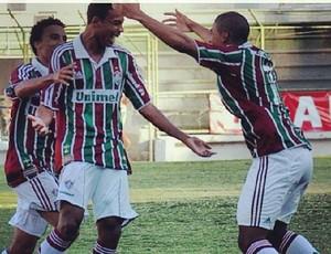 Stefano Pinho na Finlândia Fluminense (Foto: Stefano Pinho/Arquivo Pessoal)