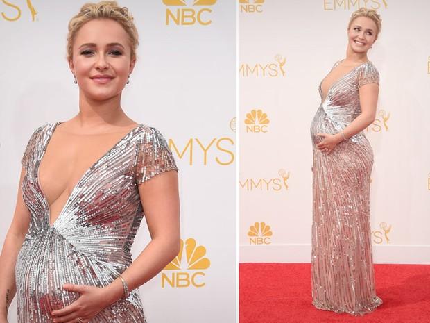 [620] Emmy 2014 Hayden Panettiere  (Foto: Getty Images)