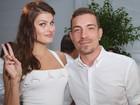 Isabelli Fontana diz a revista que se casará com Di Ferrero ainda em 2016