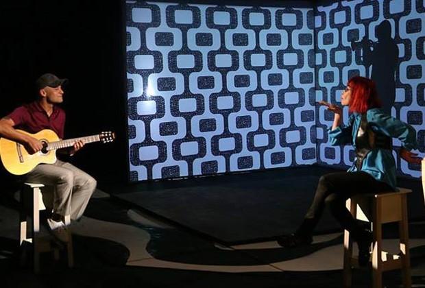 Rita e Sérgio Britto (Foto: Silmara Ciuffa/ divulgação)