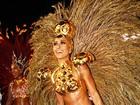 Veja fotos de Sabrina Sato no desfile da Gaviões da Fiel