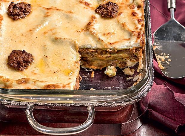 Lasagne alla ferrarese (Foto: Iara Venanzi / Editora Globo)