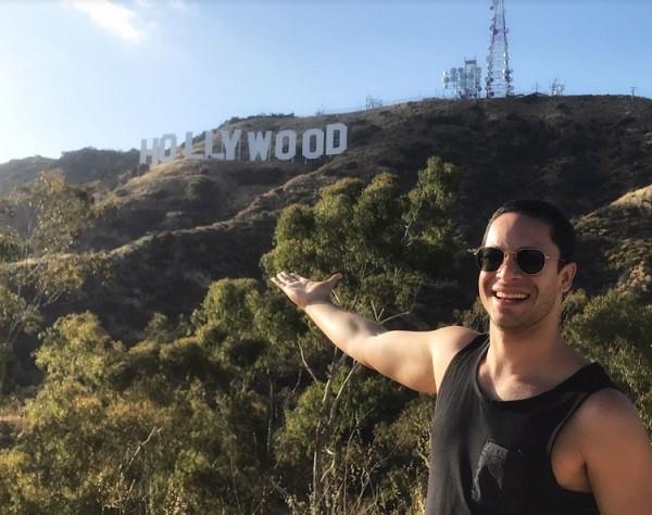 """Rainer Cadete vai passar três meses em Los Angeles: """"Queria me reciclar"""" (Foto: Divulgação)"""