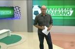 Globo Esporte CG: confira o programa desta segunda-feira com Marcos Vasconcelos