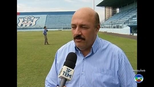 Ex-presidente do Marília Atlético Clube é preso pela Polícia Federal