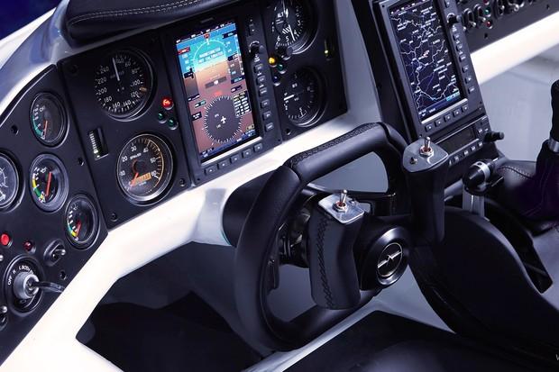 Interior da máquina  (Foto: divulgação)