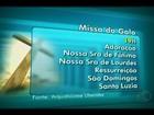 Paróquias celebram Missa do Galo mais cedo em Uberaba e Ituiutaba