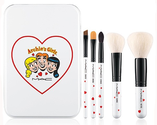 Archie's Girls Spring 2013 Makeup Collection (Foto: Divulgação)