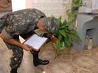 Exército começa trabalho de combate ao mosquito da dengue em Boa Vista