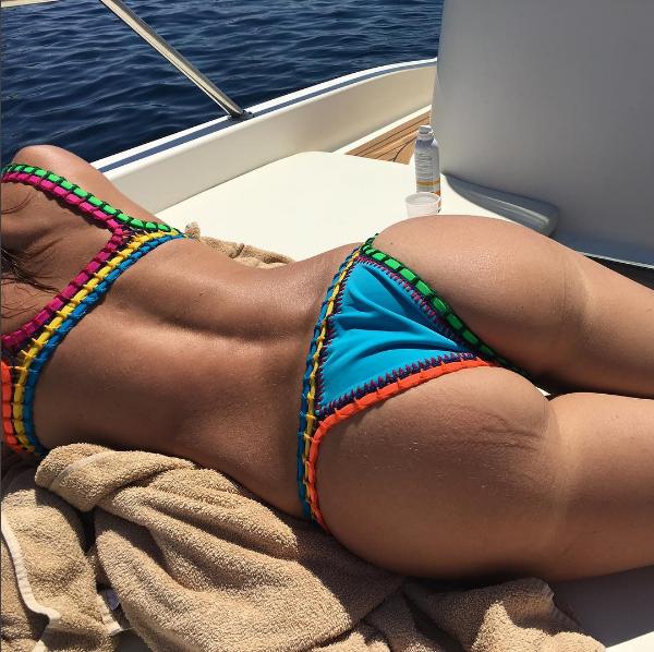 Luciana Gimenez mostra a boa forma (Foto: Reprodução/Instagram)