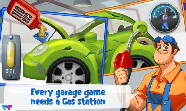 ... carros e encare os desafios de Mechanic Mike – First Tune Up