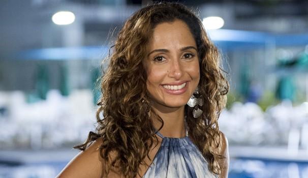 Camila Pitanga (Foto: Globo/Estevam Avellar)