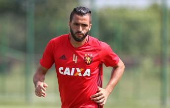 Ronaldo Alves conquista torcida do Sport em campo e fala sobre momento