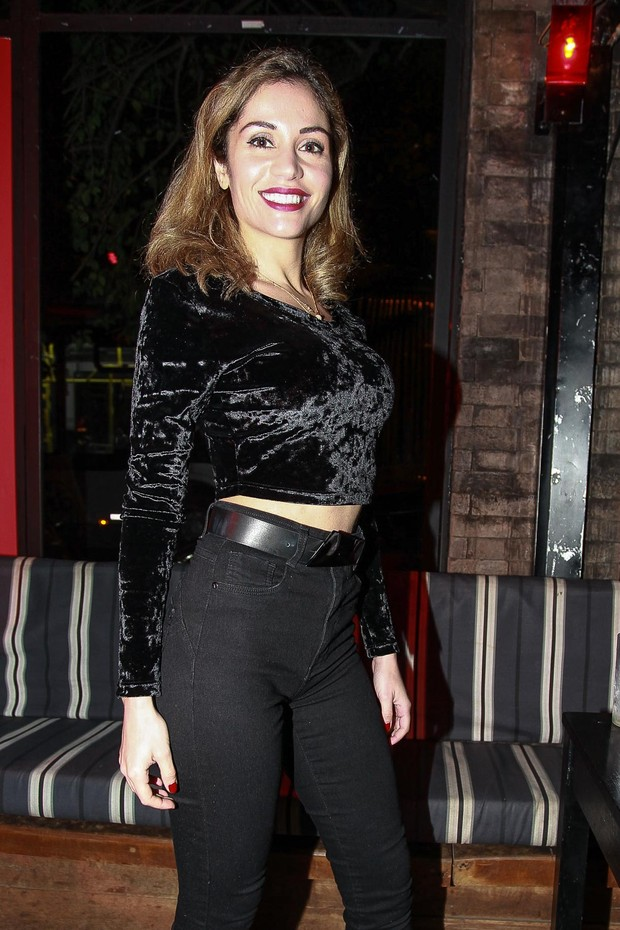 Maria Melilo (Foto: Raphael Castello/AgNews)