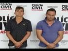 Família é presa suspeita de tráfico de drogas em operação em Ituiuitaba