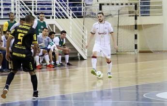 Orlândia bate Assoeva, ultrapassa rival na tabela e assume 3º lugar na LNF