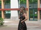 Grazi Massafera grava em shopping no Rio