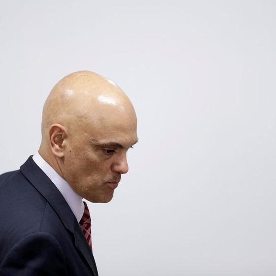 Alexandre de Moraes,Ministro da Justiça (Foto: Ueslei Marcelino / Reuters)