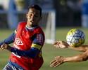 Rafinha tem lesão constatada e não joga mais pelo Cruzeiro na temporada