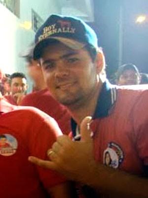 Richard Patrício, de 26 anos (Foto: Arquivo Pessoal)