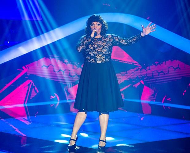 Deena Love - Audição 1 (Foto: Isabella Pinheiro/TV Globo)