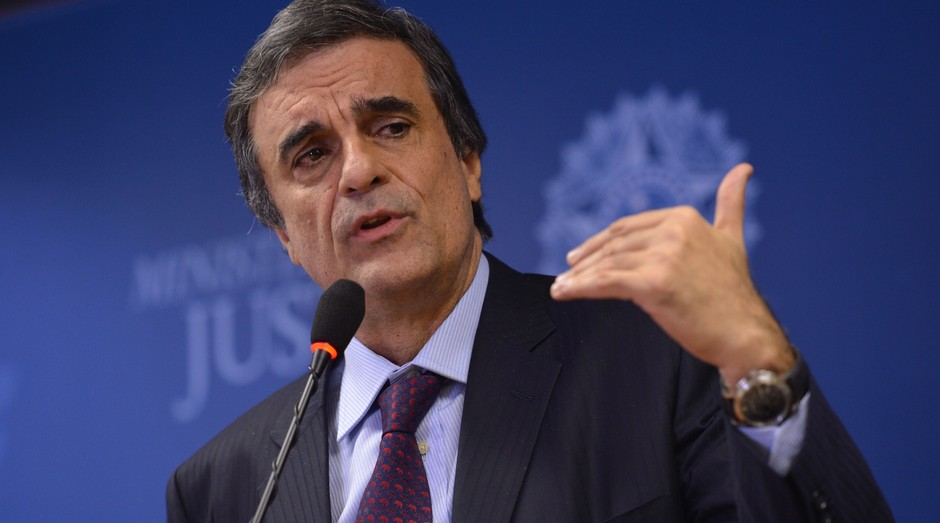 Ministro da Justiça, José Eduardo Cardozo  (Foto: Agência Brasil)
