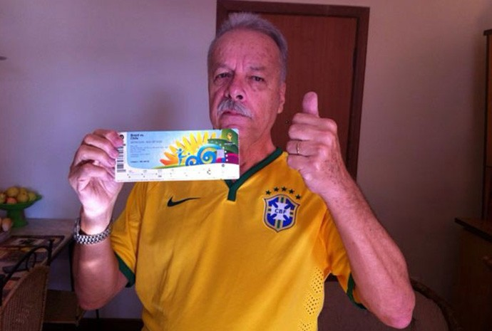 Jairo Rueda de Oliveira Guimarães, torcedores que morreu após infarto no Mineirão