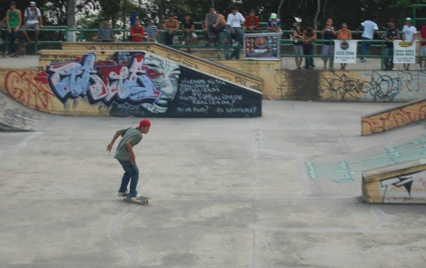 skate amazonas (Foto: Divulgação Semdej)
