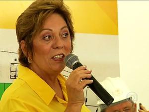 Rosalba Ciarlini, governadora do RN/GNews (Foto: Reprodução Globo News)