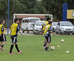 Jogadores do Olé Brasil FC (Foto: Divulgação/Olé Brasil FC)