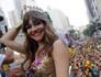 Pré-carnaval em São Paulo (Nelson Antoine/Frame/Frame/Estadão Conteúdo)