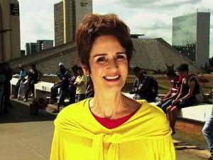 Mônica Carvalho fala sobre aposentadoria  (Foto: Reprodução/TV Gazeta)