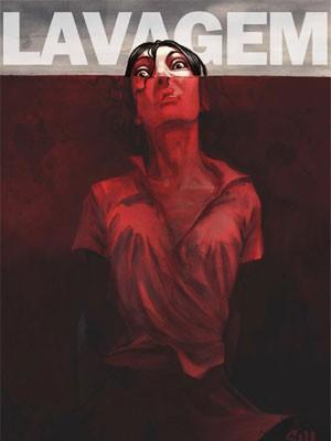 """Capa de """"Lavagem"""", história de horror de Shiko (Foto: Divulgação)"""