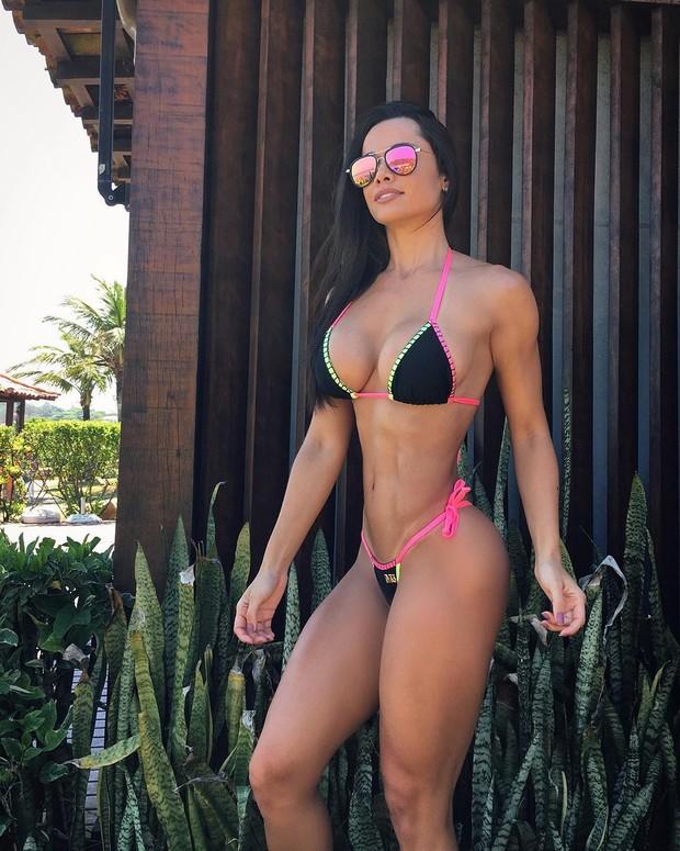 Fernanda Davila (Foto: Reprodução/Instagram)