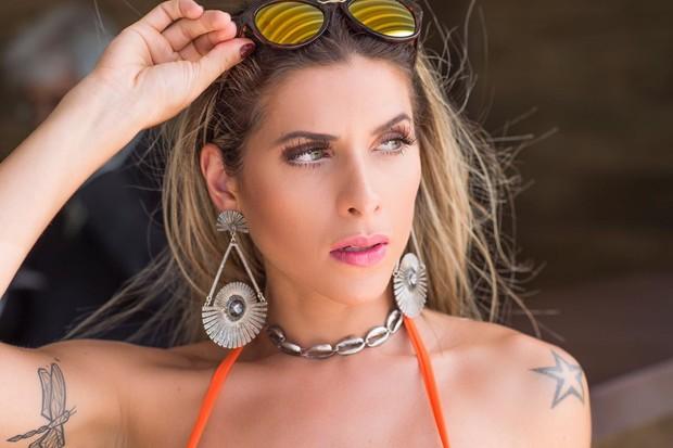 Ana Paula Minerato (Foto: Paulinho Ferrarini /Divulgação)