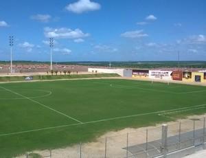 Estádio Barretão (Foto: Osmar Rios)